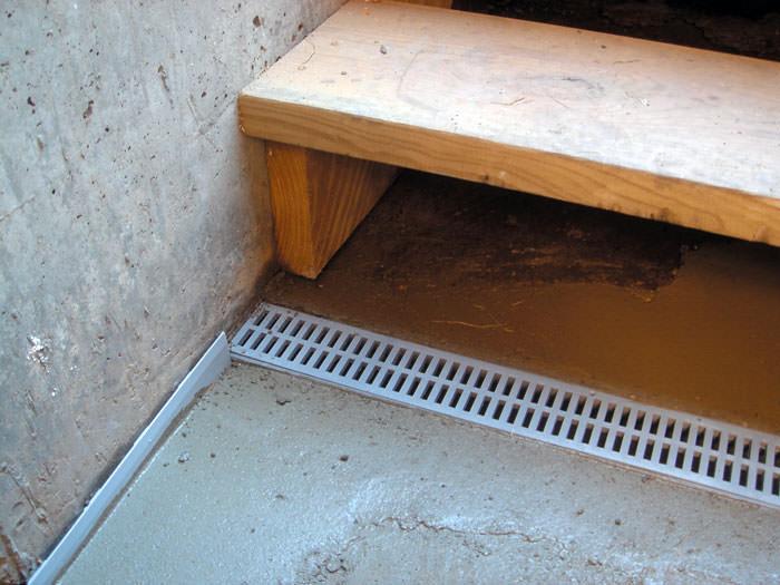 syst mes de drain fran ais pour les sous sols au qu bec installation professionnelle de drain. Black Bedroom Furniture Sets. Home Design Ideas